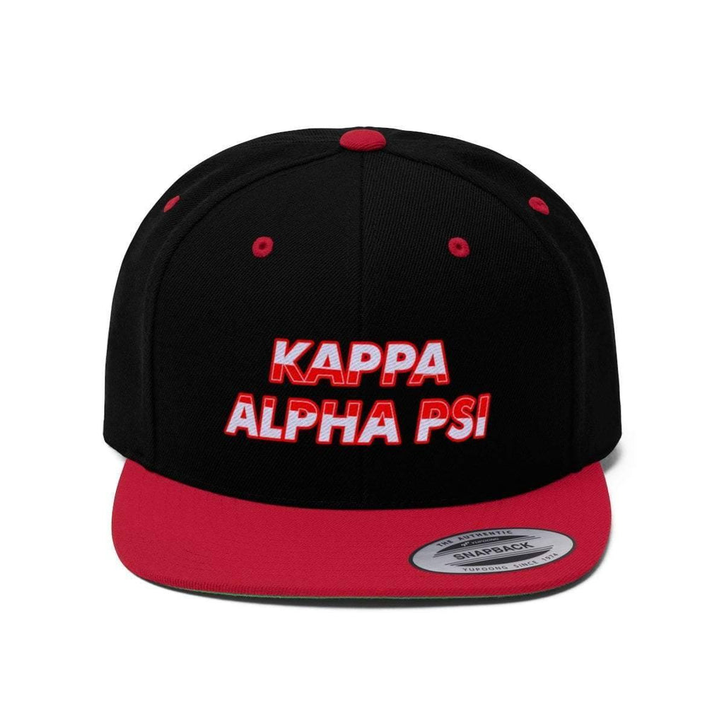 c6fc2ebf590a2 Kappa Alpha Psi Snaphat - Unique Greek Store. Hover to zoom