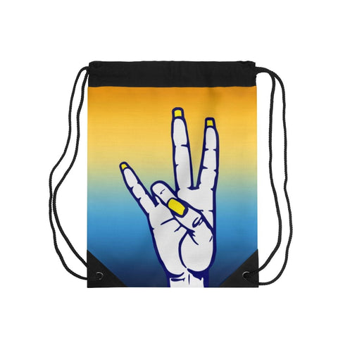 Sigma Gamma Rho Drawstring Bag