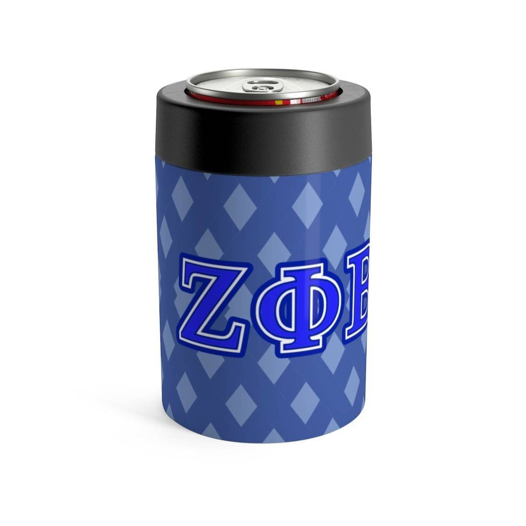 Zeta Phi Beta Can Holder