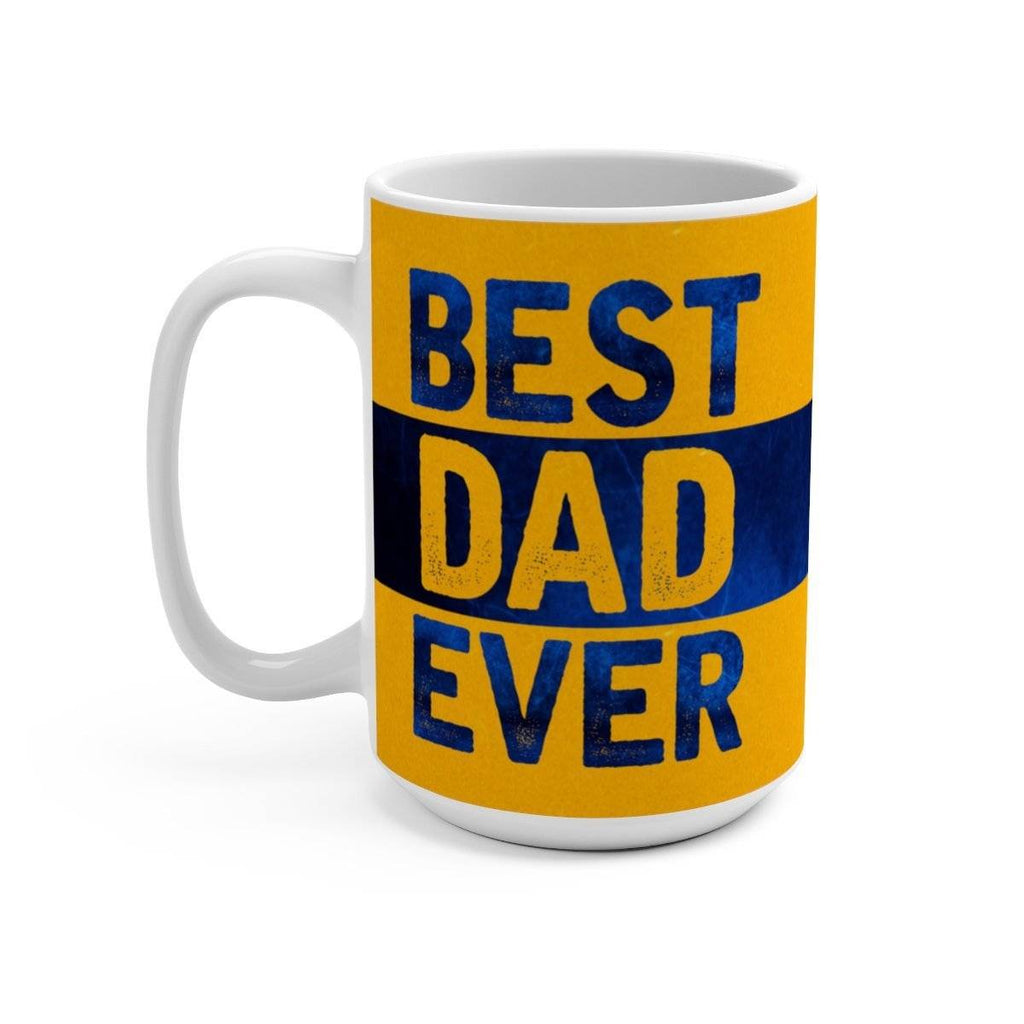 Sigma Gamma Rho Best Dad Ever Mug