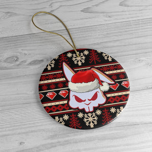 Kappa Alpha Psi Christmas Decor Ornaments