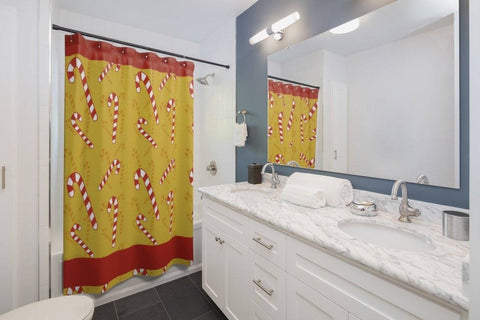 Image of Kappa Alpha Psi Shower Curtains - Unique Greek Store