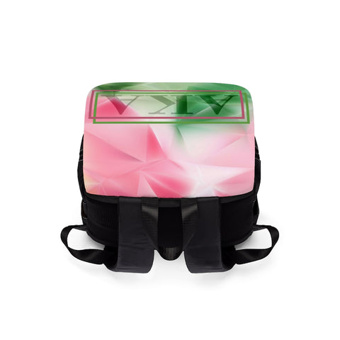 Image of Alpha Kappa Alpha Shoulder Backpack