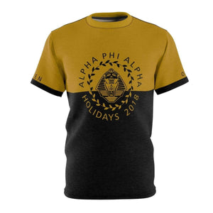 Alpha Phi Alpha Holidays 2018 Tee - Unique Greek Store