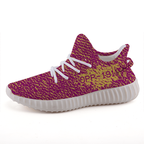 Omega Psi Phi Yeezy Shoes