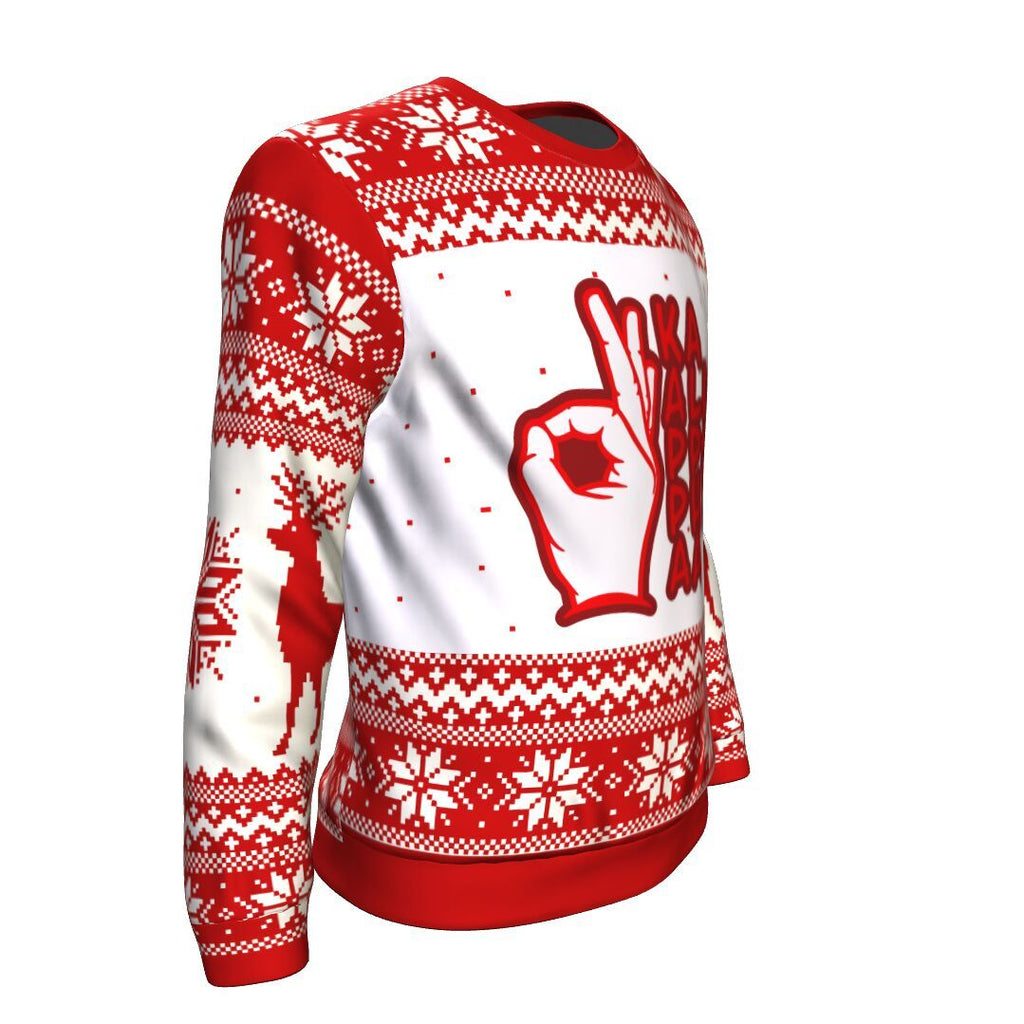 Kappa Alpha Psi Ugly Sweatshirt