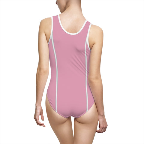 Alpha Kappa Alpha One-Piece Swimsuit
