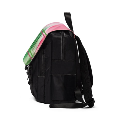Alpha Kappa Alpha Shoulder Backpack