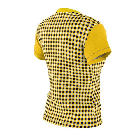 Sigma Gamma Rho Checkered Tee - Unique Greek Store