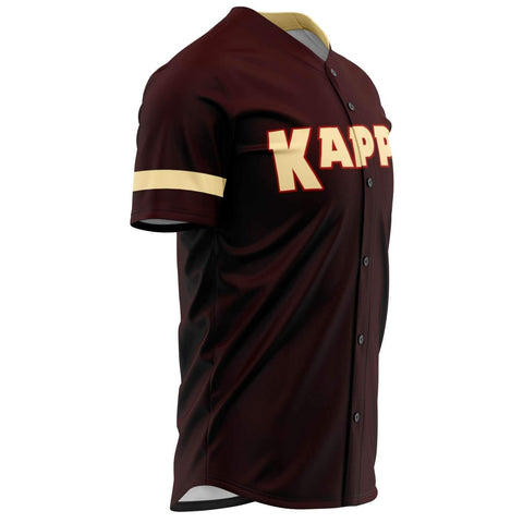 Image of Kappa Alpha Psi Baseball Jersey Shirt