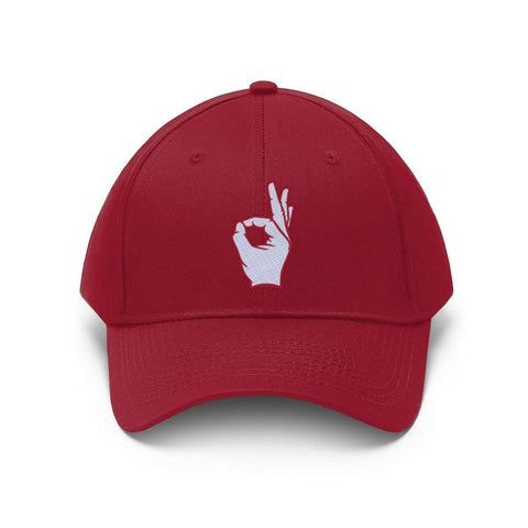 Kappa Alpha Psi Twill Hat