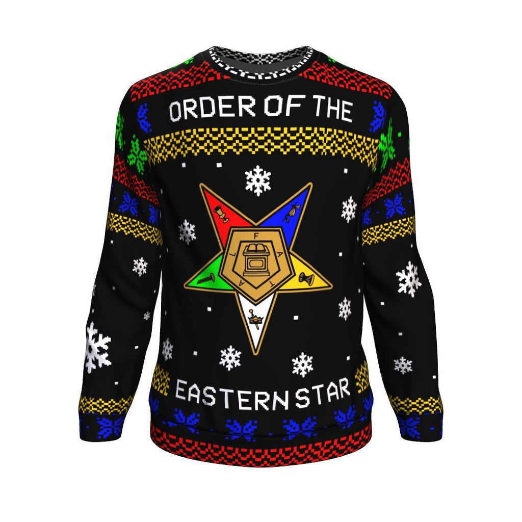 Order of the Eastern Star Ugly Sweatshirt