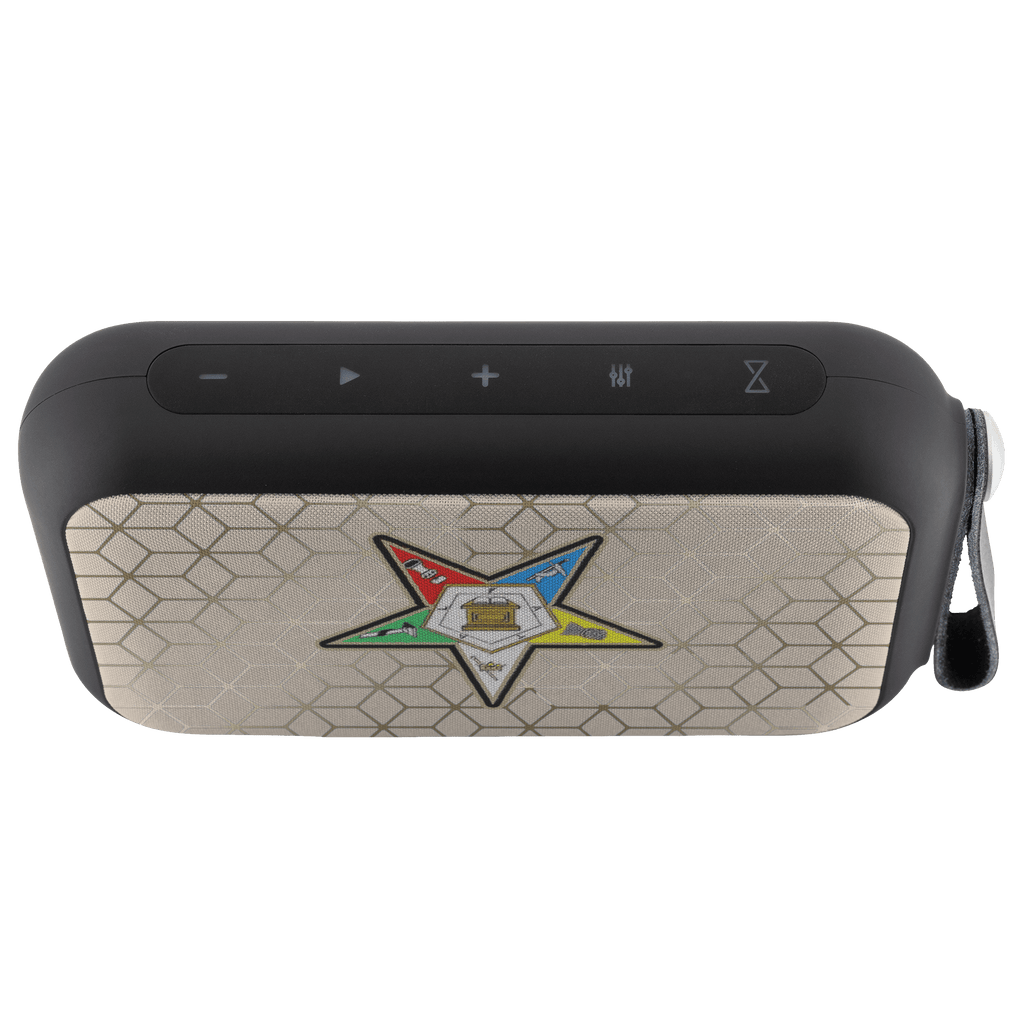 Order of the Eastern Star Bluetooth Speaker