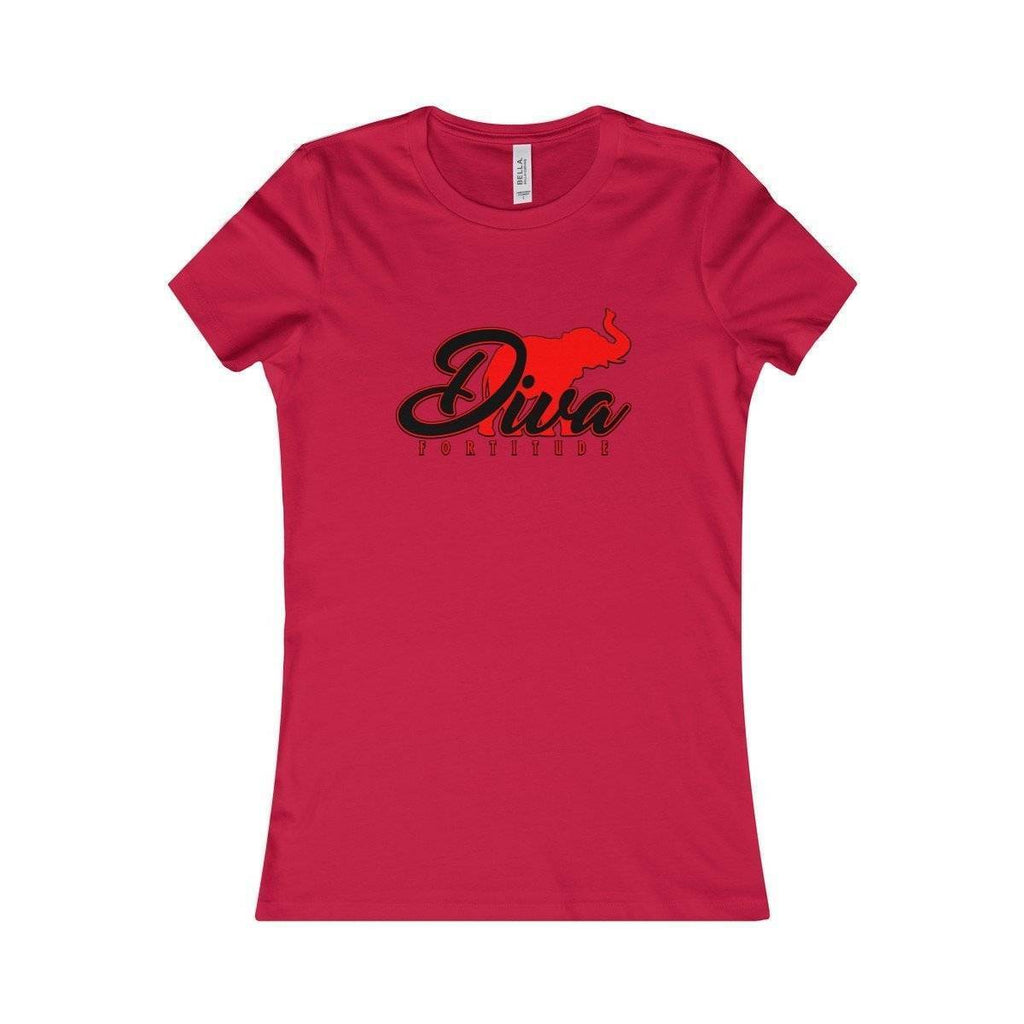 Delta Sigma Theta Fortitude Tee - Unique Greek Store