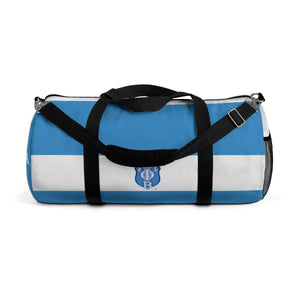 Zeta Phi Beta Duffle Bag - Unique Greek Store