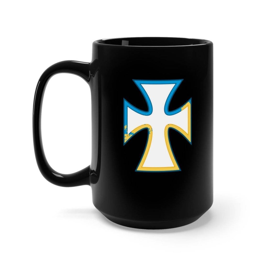 Sigma Chi Black Mug - Unique Greek Store
