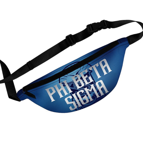 Image of Phi Beta Sigma Fanny Pack