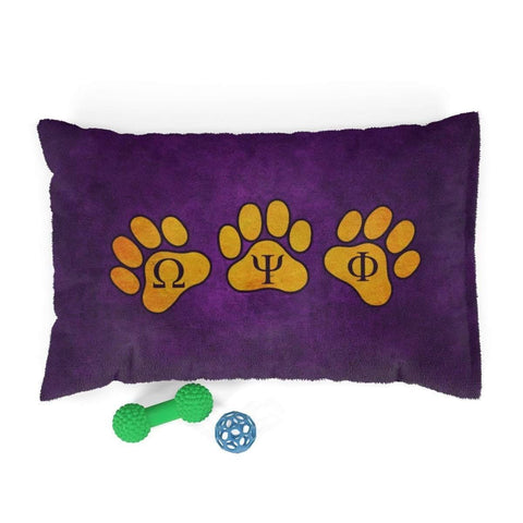 Image of Omega Psi Phi Fraternity Pet Bed