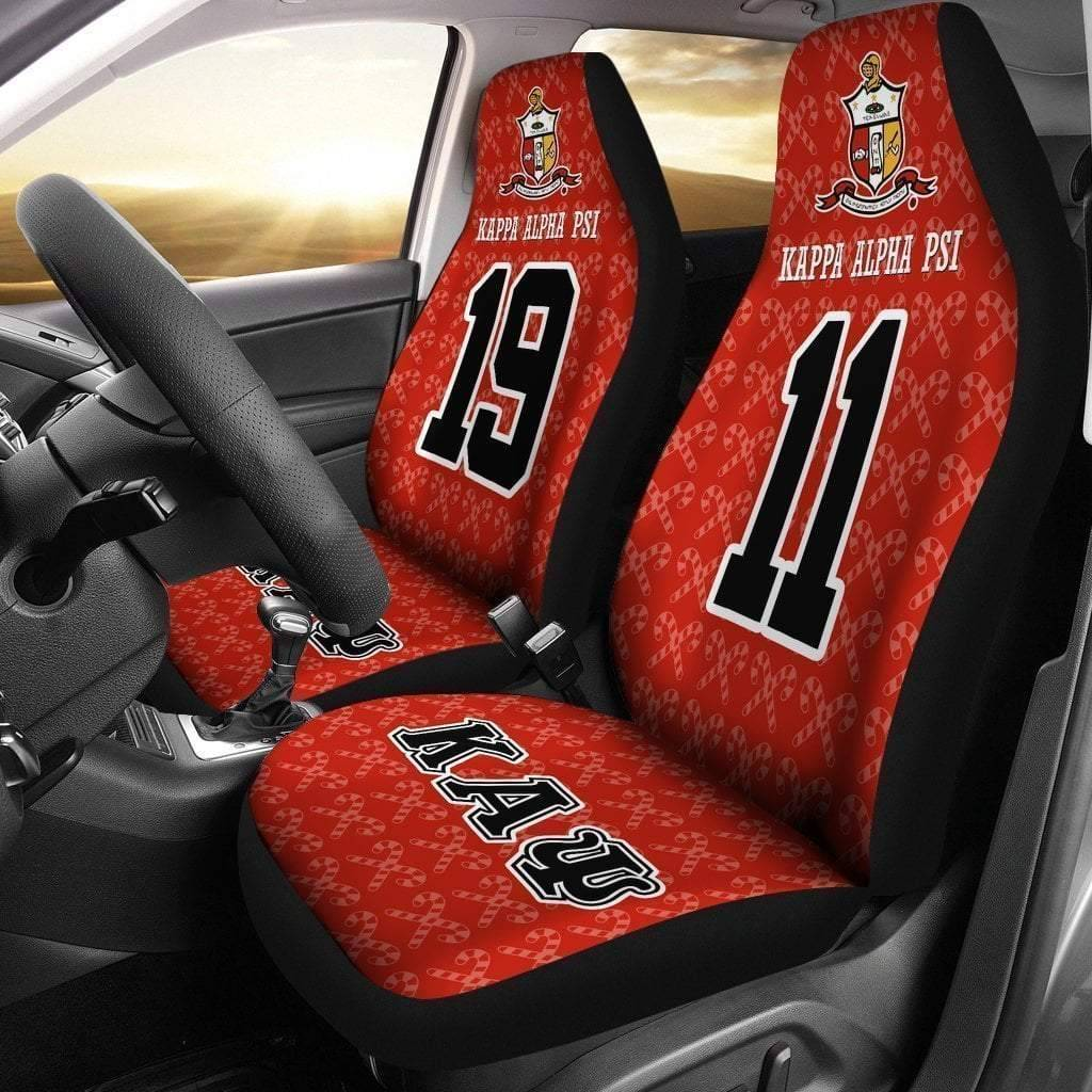 Kappa Alpha Psi Founding Year And Initials Carseat Covers