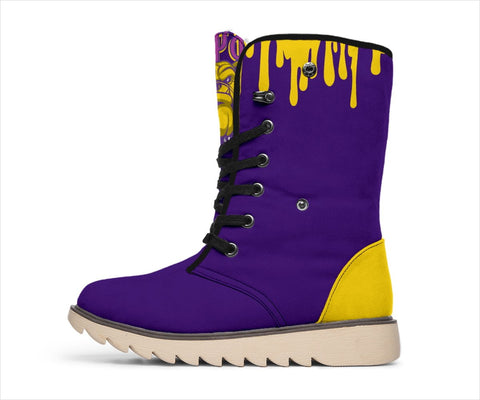 Image of Omega Psi Phi Polar Boots