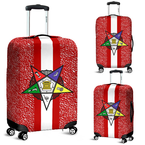 Image of Order of the Eastern Star Emblem Luggage Covers