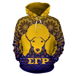 Sigma Gamma Rho Hoodie - Unique Greek Store