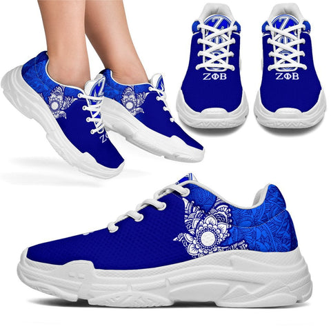 Image of Zeta Phi Beta Chunky Sneakers