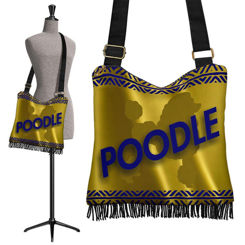 Image of Sigma Gamma Rho Crossbody Boho Handbag