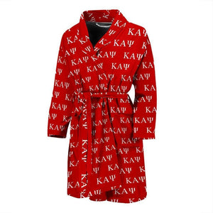 Kappa Alpha Psi Bathrobe - Unique Greek Store