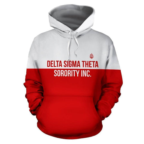 Image of Delta Sigma Theta Sorority Inc Hoodies - Unique Greek Store
