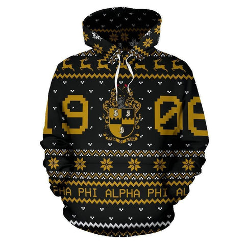 Image of Alpha Phi Alpha Ugly Hoodies - Unique Greek Store