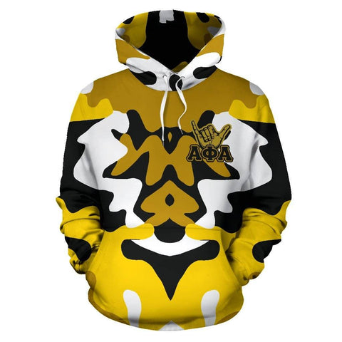 Alpha Phi Alpha Fraternity Hoodie
