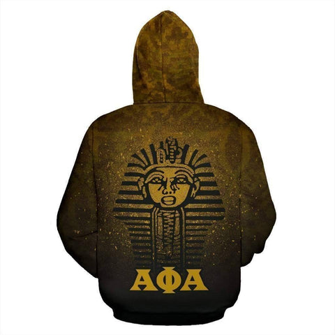 Alpha Phi Alpha Hoodie - Unique Greek Store