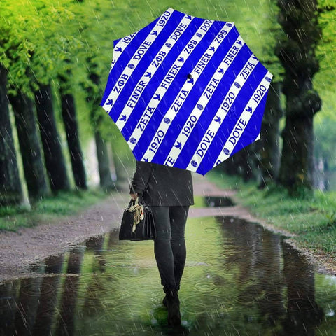 Image of Zeta Phi Beta Umbrella