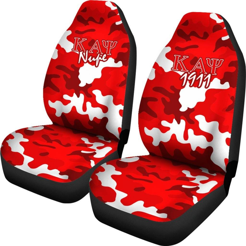 Kappa Alpha Psi Car Seat Cover