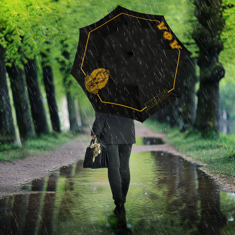 Image of Alpha Phi Alpha Fraternity Umbrella