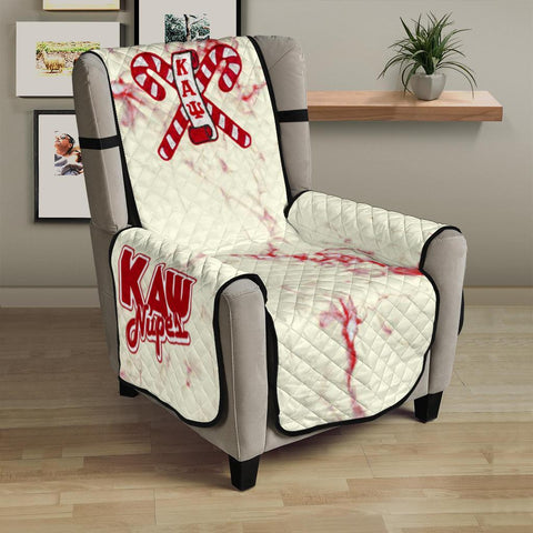 "Image of Kappa Alpha Psi 23"" Chair Sofa Protector"