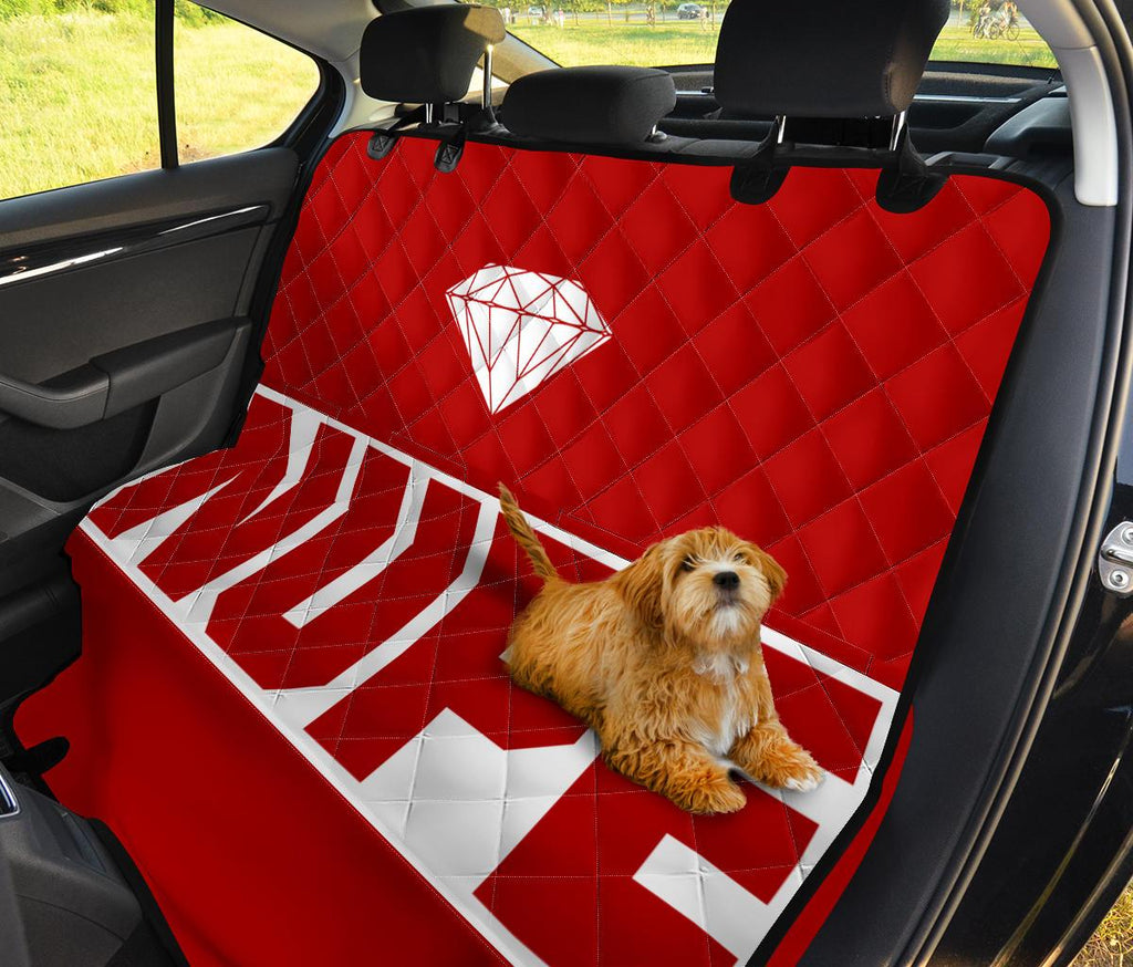 Kappa Alpha Psi Pet Seat Cover