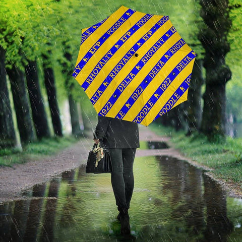 Sigma Gamma Rho Umbrella