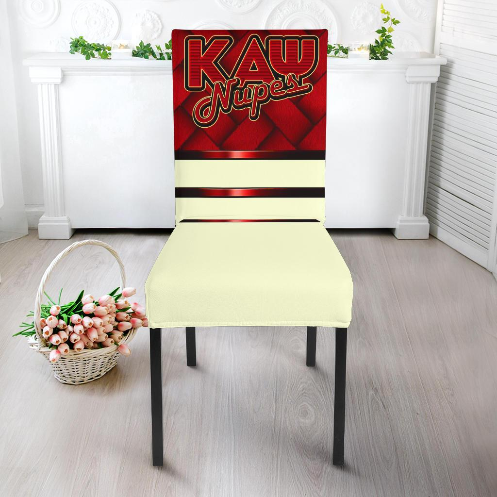 Kappa Alpha Psi Dining Chair Slip Cover