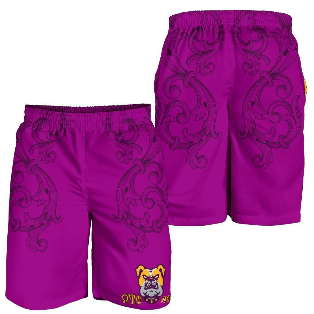 Omega Psi Phi Mens Shorts