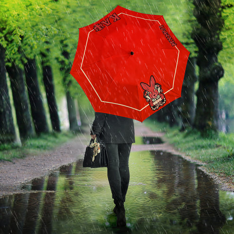 Kappa Alpha Psi Fraternity Emblem Umbrella