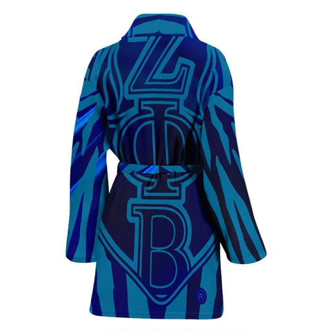Zeta Phi Beta Bath Robe