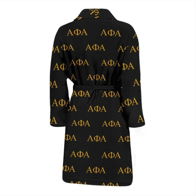 Alpha Phi Alpha Bathrobe - Unique Greek Store