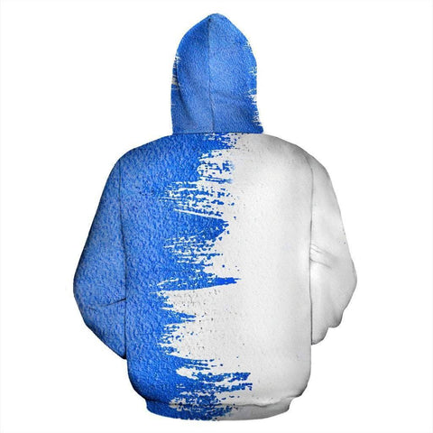 Zeta Phi Beta Zip Up Hoodie