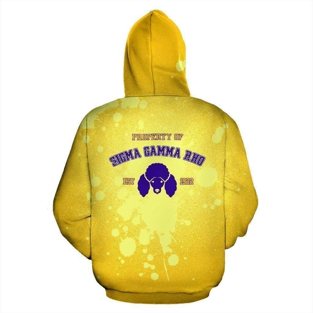 Sigma Gamma Rho Founding Year Hoodie - Unique Greek Store