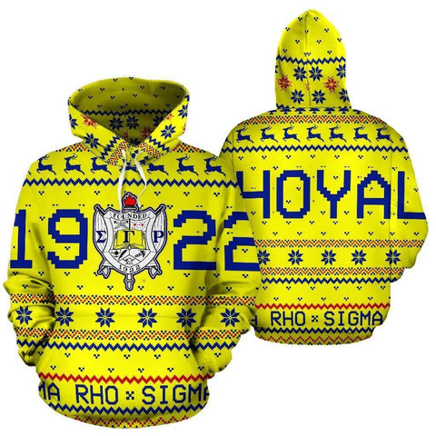 Image of Sigma Gamma Rho Ugly Hoodies - Unique Greek Store