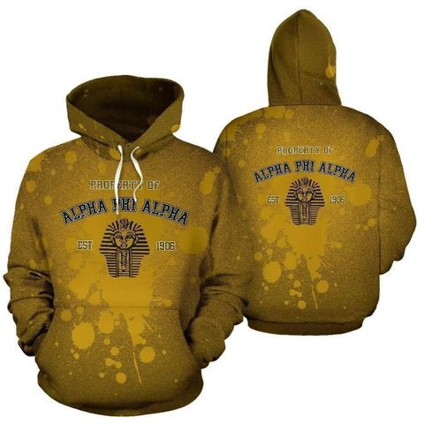 Alpha Phi Alpha Founding Year Hoodie - Unique Greek Store