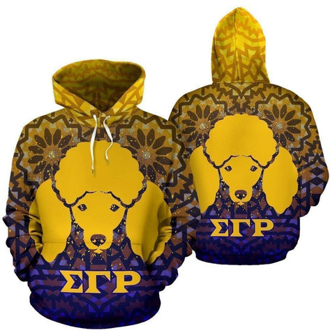 Image of Sigma Gamma Rho Hoodie - Unique Greek Store