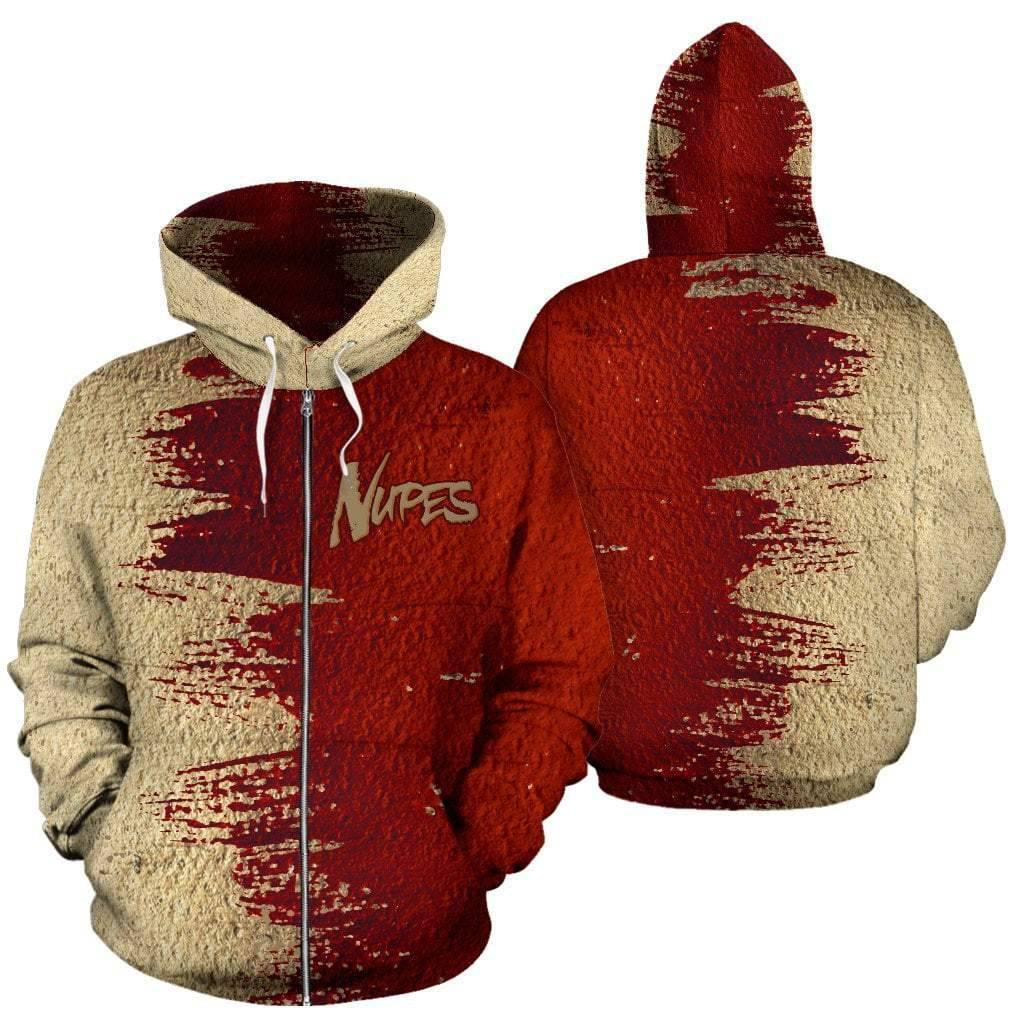 Kappa Alpha Psi Zip Up Hoodie - Unique Greek Store